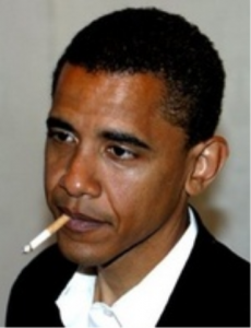 Smoke up, Barry.