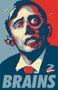 Zombie Obama