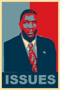 Democrat Senate Nominee Alvin Greene of South Carolina