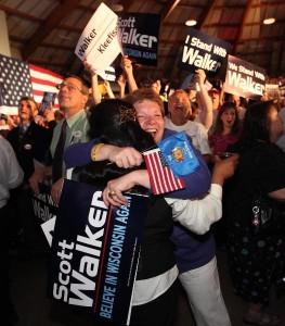Walker Wins
